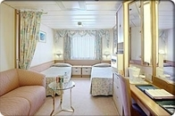 Ocean View Stateroom - Guaranteed (Y)