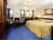 De luxe double-bed cabin (D)