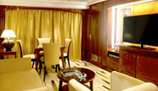 Executive Suite with Balcony (AA)