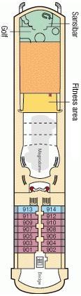 Bellevue Deck