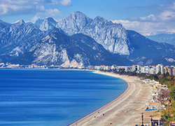 Self catering Antalya holidays