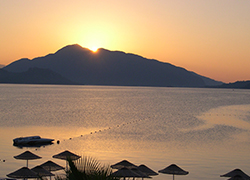 Marmaris beaches