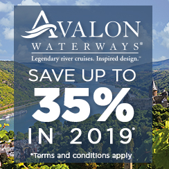 Fly Business Class - compliments of Avalon