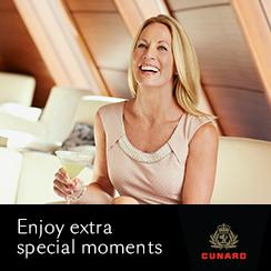 Enjoy extra special moments