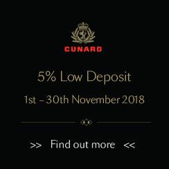 5% Low Deposit