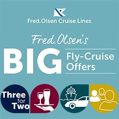 Fred. Olsen's Summer Sale