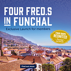Four Fred.s in Funchal