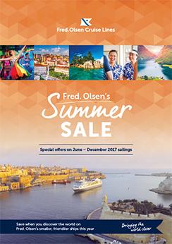 Fred. Olsen's 2018/19 fly cruise worldwide