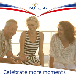 P&O Cruises Promotions