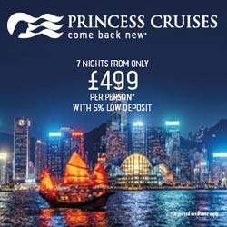 7 Nights from only £499 per person