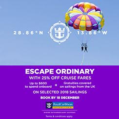 Escape Ordinary