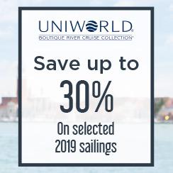 Uniworld Boutique River Cruise