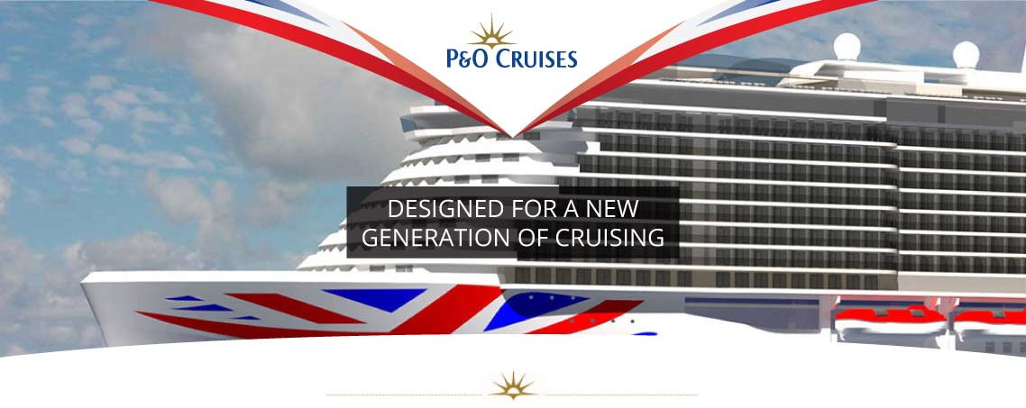 Iona P&O Cruises New Ship 2020