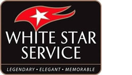 Cunard Cruises - White Star Service Pin