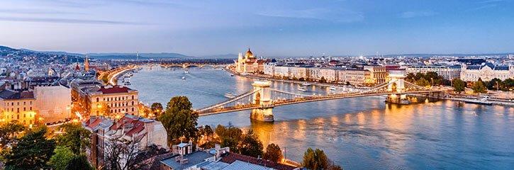 Danube River Cruise - Vienna to Budapest