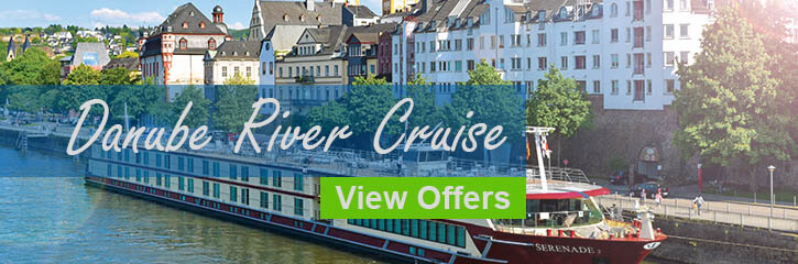 Savings on ShearingsSerenade 2 River Cruises