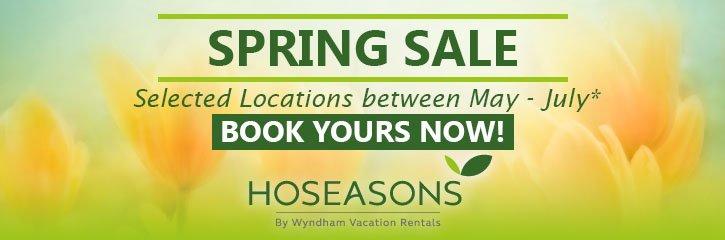 Hoseasons Special Offers