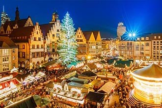 Coach tours to Christmas Markets in the UK & Europee