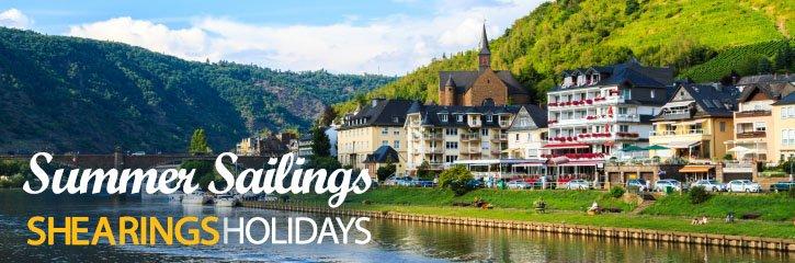 Shearings Holidays - River Cruises