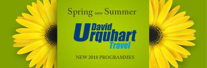 David Urquhart Travel - Late Availability Breaks