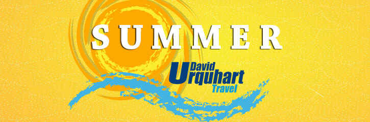 David Urquhart Travel - Late Availability Breaks