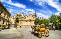 Seville, Granada & Classic Spain with Newmarket Holidays