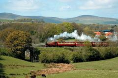 Historic Railways of the Isle of Man with Newmarket Holidays