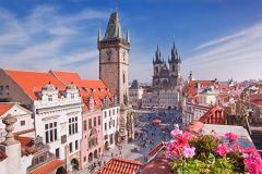 Prague Vienna & Budapest with Newmarket Holidays