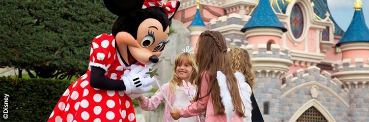 Edwards Holidays - Disneyland Paris Breaks 2017