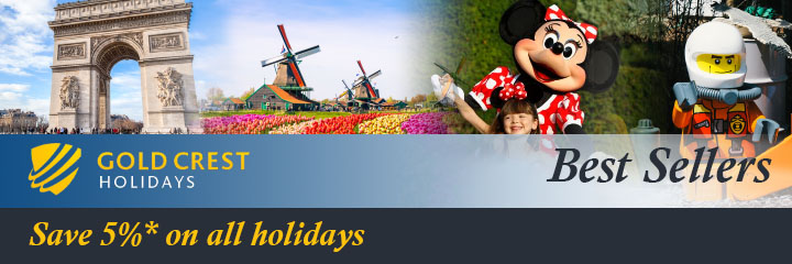 Gold Crest Holidays Top Tours