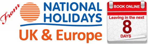 National Holidays Late Deals