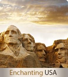 Enchanting USA - Escorted tours to USA