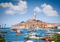 Croatian Coast - All Inclusive - Overnight Travel