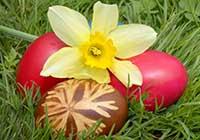 Easter Weekend Holidays