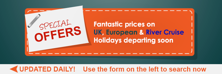 Shearings coach holidays late deals