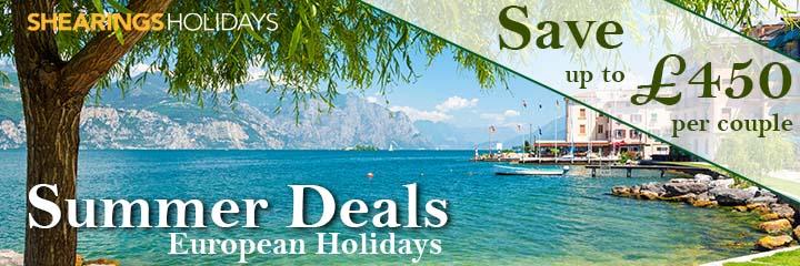 European Holidays - Last Minute Offers