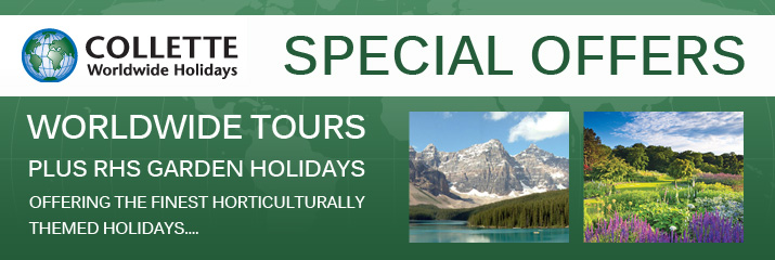 Collette Worldwide Holidays - Special Offers