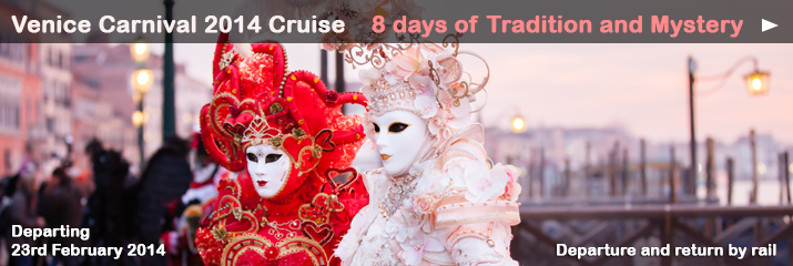 Venice Carnival 2014 - 8 days of tradition and mistery