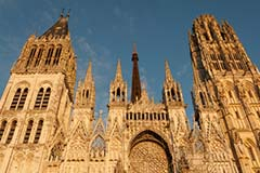 Rouen Cathedral, Seine