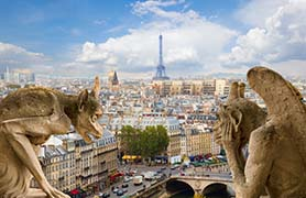 Search cheap holidays to France