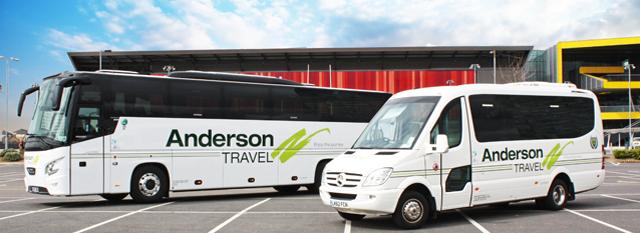 Anderson coach