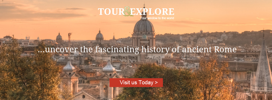 Uncover the fascinating history of ancient Rome