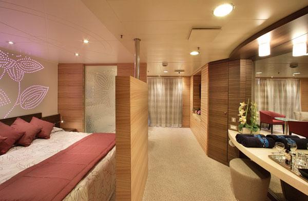 Cruise & Martime Cabin Image