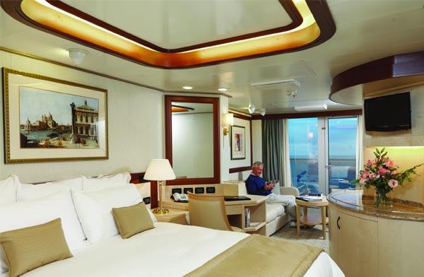 Cunard Cabin image