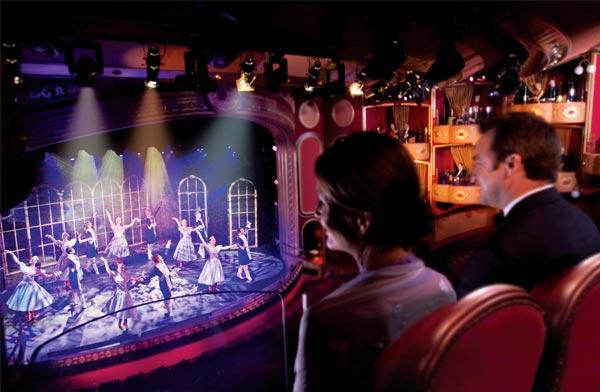Cunard Theatre