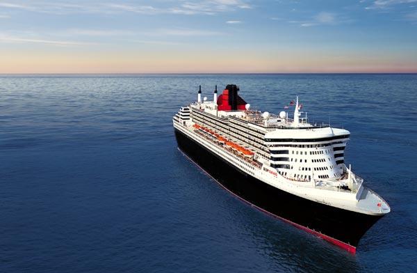 Cunard Ships Image