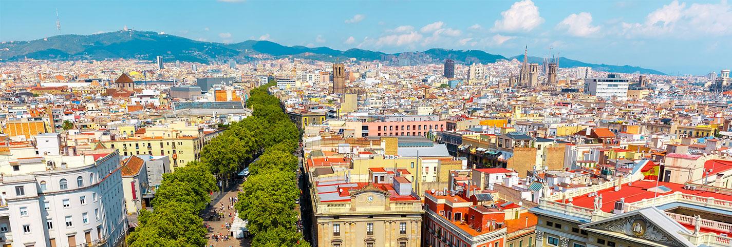 Discover Barcelona...