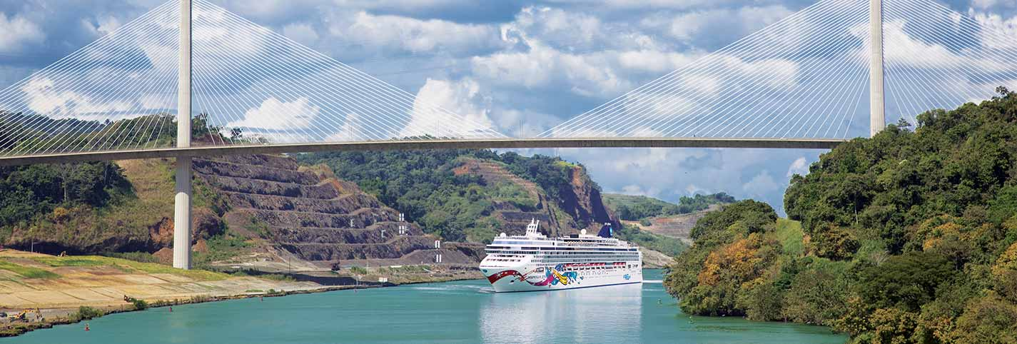 Discover The Panama Canal...