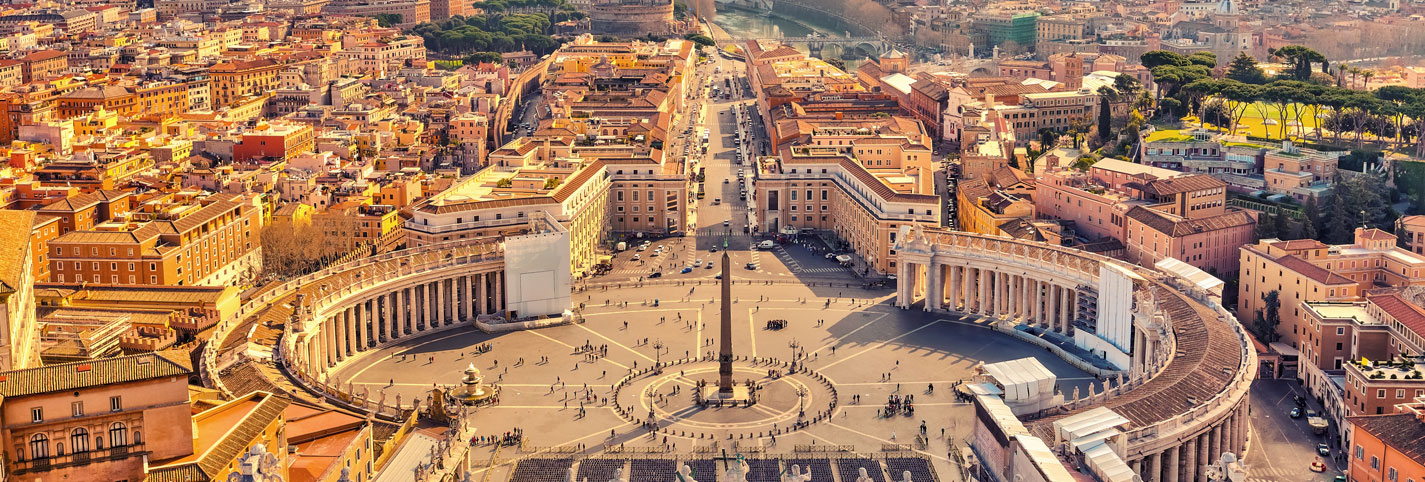 Discover Rome...