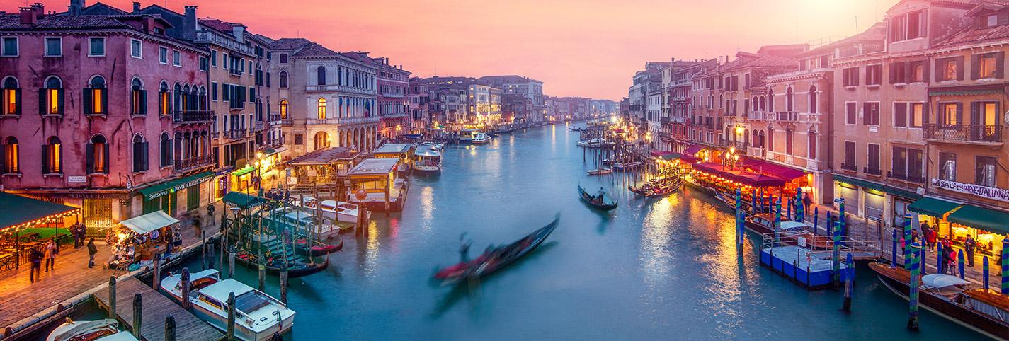 Discover Venice...